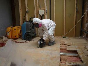 911 Restoration Floor Repair