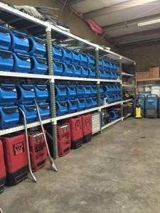 Sewage Remediation Equipment