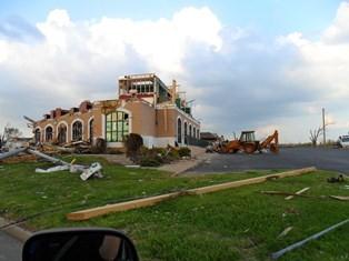 Restoration of a large property